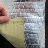 贴面铝箔纸复合加筋铝箔纸