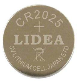 控制板用紐扣電池CR2025