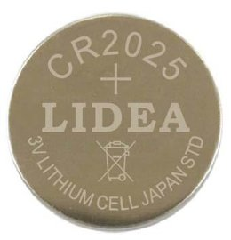 控制板用纽扣电池CR2025