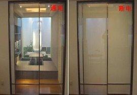 供应广州斯坦柏智能雾化玻璃、智能调光玻璃、智能电控液晶玻璃吧