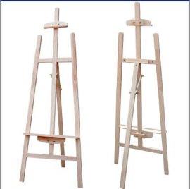 木质三角(脚)画架批发零售尽在尧博展览