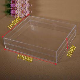 提供SH-6527H 天地盖透明盒 方形PS塑胶盒 高透明水晶包装盒