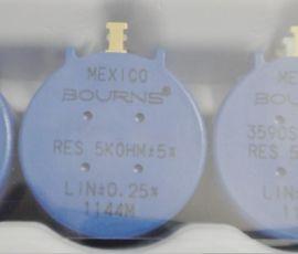BOURNS邦思3590S-2-101L电位器 100欧调速器