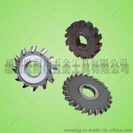 焊接三面刃铣刀,焊接钨钢锯片铣刀