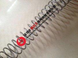 304不锈钢吊绳,弹簧钩,插编316不锈钢钢丝绳