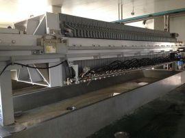 现货供应二手150平方隔膜压滤机二手200平方厢式压滤机