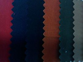 特价服装面料全棉加厚高密斜120*60工厂直销