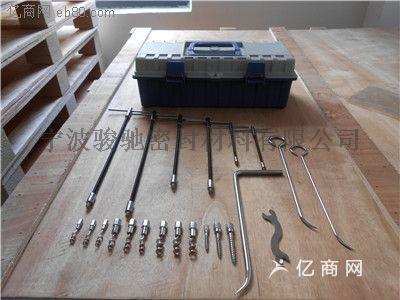 盤根取出器|駿馳出品盤根取出器工具箱(23件套)