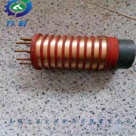 力科电机配件生产厂家|导电滑环 YR315电机滑环 碳刷架 集电环 旋转滑环