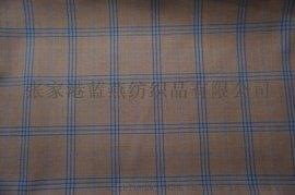 精纺/毛纺/职业装/格子/毛呢西服面料J23920