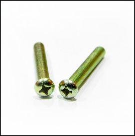 特大扁头十字螺丝,半圆头十一字,沉头十字,柴凹机螺钉,机螺丝