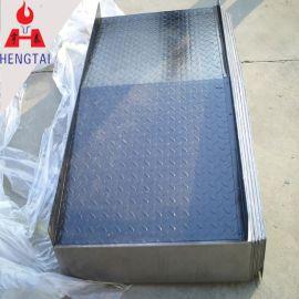 厂家直销机床护板 导轨钢板防护罩 耐腐蚀不锈钢护罩 质优价廉