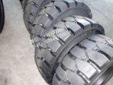 強力叉車28*9-15叉車前輪輪胎杭叉合力臺勵福等車型實心輪胎