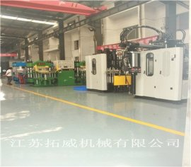 江苏拓拓威供应硅橡胶注射成型机、200T注射成型机