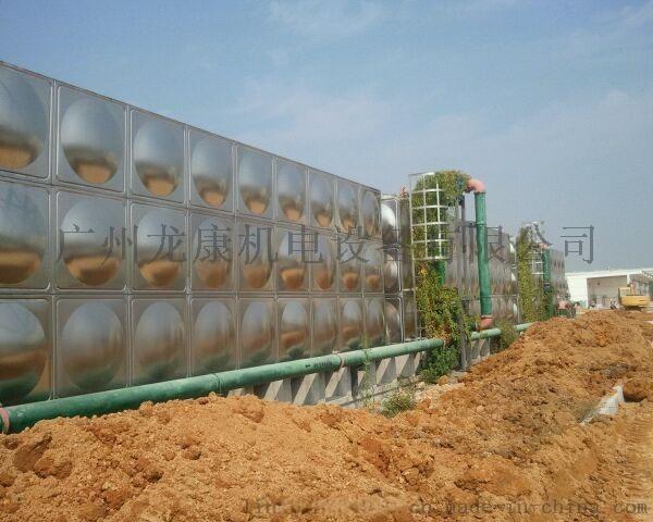 专业供应定安县201|304不锈钢生活水箱|不锈钢消防水箱厂家价格