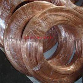 东莞巨盛专业生产红铜铆料线  畜电池负极端子用红铜线 质量保证
