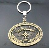 工厂新款青古铜金属钥匙扣 钥匙配饰
