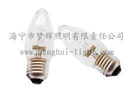 C35蜡烛节能卤素灯(GU10 MR16 G4 G9)