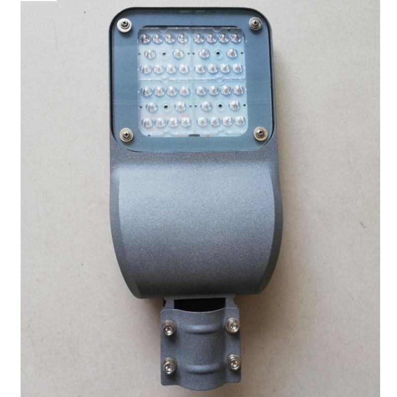 新款led路灯 户外防水30W50W100W满天星 贴片压铸路灯头外壳