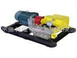 3D1-SZ高压柱塞泵清洗泵生产