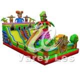 兒童蹦蹦牀、充氣城堡、充氣滑梯兒童遊樂設備