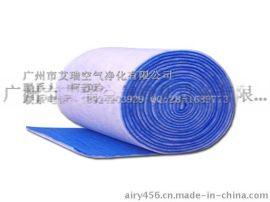 厂家直销空气过滤棉 风口棉 初效棉 进风棉 白棉和蓝白棉两色供选