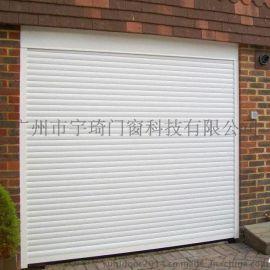 铝合金卷闸门 电动铝合金卷帘门