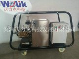 天津沃力克專業供應電機驅動高壓清洗機