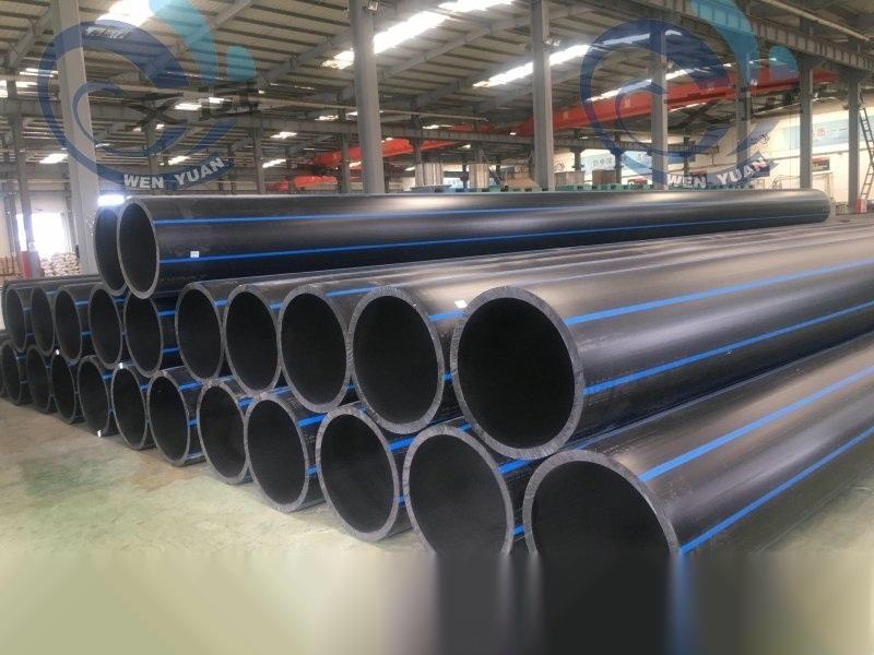 hdpe管_高密度聚乙烯管_pe100級管材