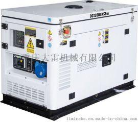 WDG12000SE-  雷8KW水冷柴油发电机组 10KVA水冷柴油发电机组