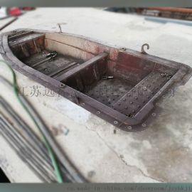 江苏  5米滚塑渔船模具 滚塑成型模生产 远怀科技