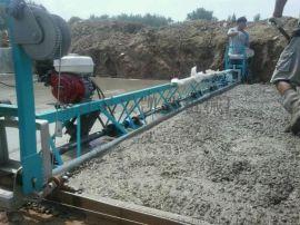 混凝土路面摊铺机 可起拱框架式整平机厂家