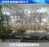 DY-ZR-SF12大桶食用油灌装生产线