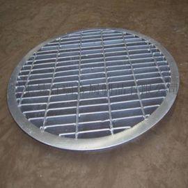 污水厂格栅板-树池盖板-电厂钢格栅板