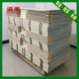 温州木箱厂家供应免熏蒸出口钢带木箱带叉车位可拼装