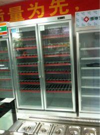 便利店啤**饮料冷饮冷藏保鲜柜冰柜冷柜风冷