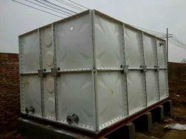 水箱 玻璃钢保温水箱摆放标准
