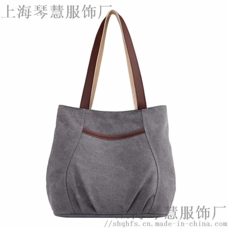 上海帆布袋厂家源头工厂