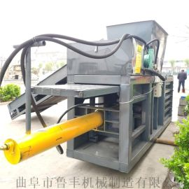 济南长期供应大吨位全自动卧式打包机