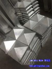 异形铝板加工 怀化异型铝板厂家 异形冲孔铝板