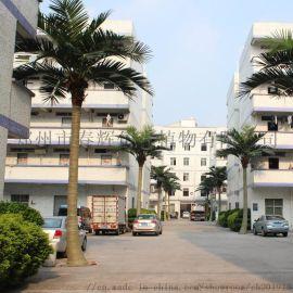 仿真室外玻璃钢椰子树 酒店、水上乐园  椰子树