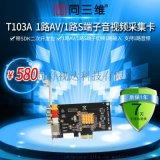 同三维T103A PCI-E单路音视频开发卡