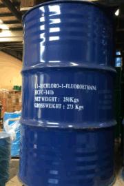 供应国产141B清洗剂 发泡剂 稀释剂