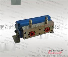 CFA3-2聯帶閥系列齒輪分流馬達