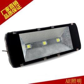 led投光灯户外灯投射灯泛光灯球场灯路灯户外防水3芯210W正白