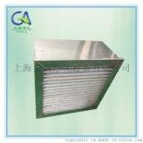 鋁網不鏽鋼網過濾器 初效金屬網過濾器 生產廠家 **