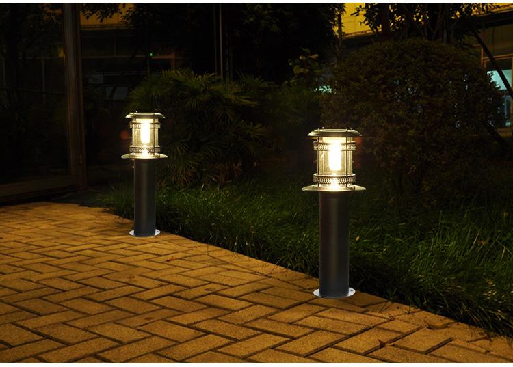 花园灯欧式草坪灯别墅草坪灯太阳能庭院灯