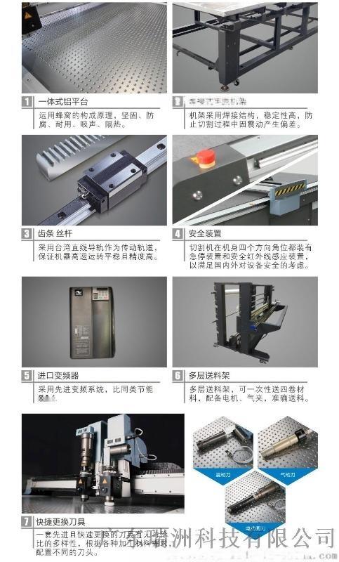 皮革切割机