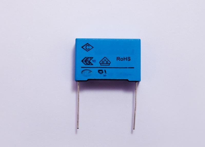 CIS抑制电磁干扰与电源网络连接用电容器