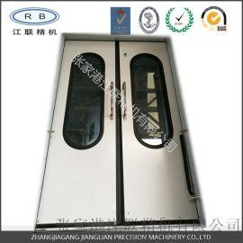 台湾厂家供应轨道列车高铁通过台用蜂窝板门